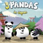 3 Pandas au Japan