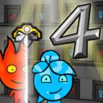Garçon-feu & Fille-eau 4: Temple de cristal