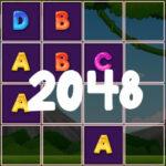 2048 Alphabets
