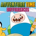7 Différences Temps d'aventure