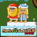 Adam et Eve à Noël