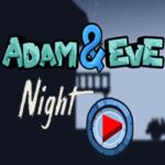 Adam et Eve dans la nuit