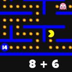 Additions et soustractions de Pacman