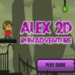 Aventure Alex 2D