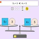 Équations d'équilibre algébrique
