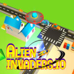 Alien Invaders .IO