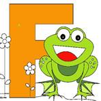 Coloration de l'alphabet