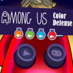 Among Us Color Defense