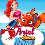 Ariel s'occupe de Nemo