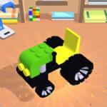 Assembler des jouets Lego virtuels