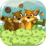 L'aventure des écureuils 2 joueurs