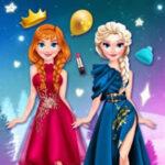 Bal d'hiver Frozen
