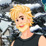 Raser la barbe de Kristoff