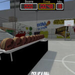 Simulateur de Basket en 3D