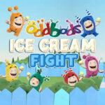Bataille de Crème Glacée: Oddbods