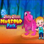 Bébé Hazel visite le Parc des Dinosaures