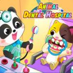 Bébé Panda Dentiste
