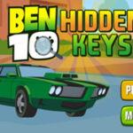 Clés cachées Ben 10
