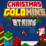 Détruire des blocs de Minecraft à Noël
