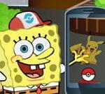 Bob l'éponge et Pokemon GO