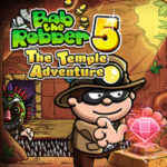 Bob the Robber 5: l'aventure dans le temple