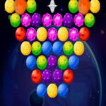 Bubble Shooter Planètes