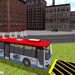 Stationnement de bus