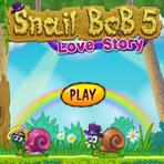 Bob l'escargot 5: Histoire d'amour