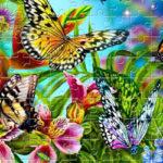 Casse-tête pour Adultes: Papillons