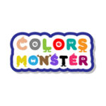 De quelle couleur est le monstre?