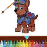 Coloriage PAW Patrol