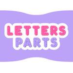 Compléter la trace des lettres