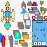 Compter et construire une Fusée