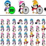 Compter le Nombre de Pingouins