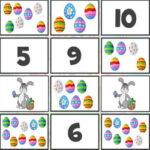 Compter les œufs de Pâques
