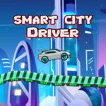 Conduire une Voiture dans la Ville du Futur