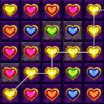 Connecter les Cœurs Colorés