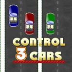 Contrôler 3 voitures à la fois