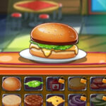 Cuisine des hamburgers