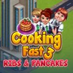 Cooking Fast 3: Côtes levées et crêpes