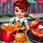Cuisine Rapide: hot-dogs et hamburgers