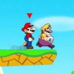 Course de Mario contre Wario