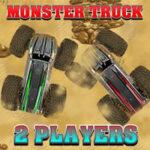 Course Monster Trucks 2 Joueurs