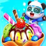 Création de Glace avec Baby Panda
