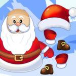 Créer un Père Noël des neiges
