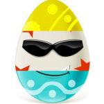 Créer des œufs de Pâques