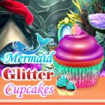 Cupcakes à la Sirène
