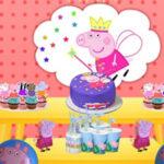 Décoration de Fête sur le thème de Peppa Pig