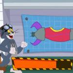 Dessinez une fusée avec Tom et Jerry