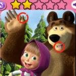 Différences Masha et l'ours